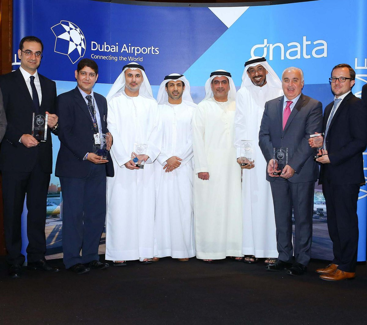 Best On-Time Performance (OTP) during the year 2014 for QatarAirways.
