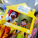 Queen of smiles @MandyShewFM at @McD_Canada Kenaston b/c $1 from a Big Mac, McCafé & Happy Meal goes to @RMHManitoba???? http://t.co/0UkHQd3gk2