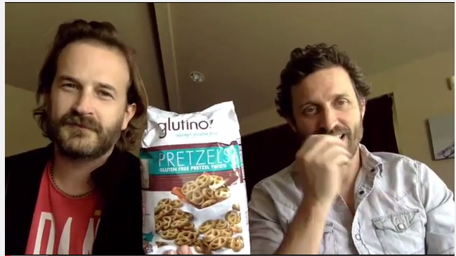 Thanks for the shout out @RobBenedict @dicksp8jr Safe travels and #happy snacking! http://t.co/h4NSRJXSEF http://t.co/BZN2b58URp