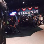 NLBM crowd listening to Congressman James Clyburn, highest ranking African American fed legislator #kansascity http://t.co/7o7VsZ4oXc  — …