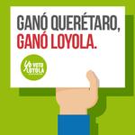 Finalizó el #DebateEnPositivo. Ganaron las propuestas, ganó #Querétaro. #LoyolaGobernador #EquipoRL http://t.co/16kiUcggIK