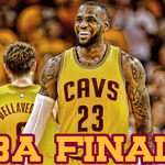 For the first time since 2007, the @cavs are heading to the NBA Finals! http://t.co/yX0N0aKTVx
