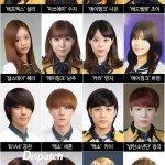 ソウル公演芸術高等学校出身アイドルの卒業写真 http://t.co/cZH4CEA1Ha