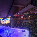 Fans at #TheGarden! Get loud for this upcoming third period!! Lets GO @nyrangers!!! #LGR #ChangeTheEnding #NYR http://t.co/hBFuIdmamB