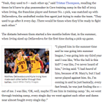 Tristan Thompson and Kyrie Irving on Matthew Dellavedova (from ESPNs @mcten)... http://t.co/Crb6gPKSUd http://t.co/XScD82obtP