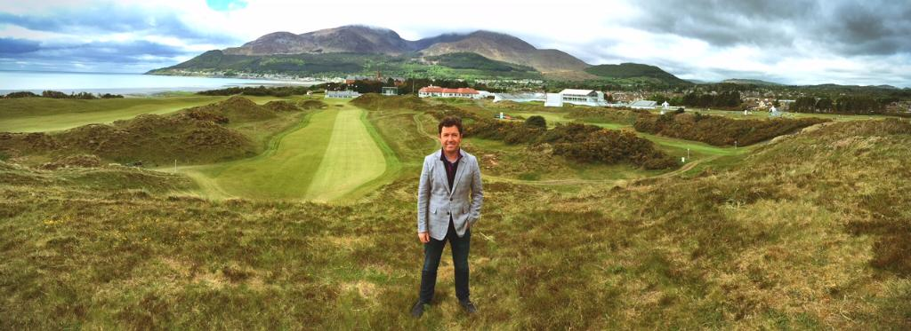 Rory may be the story, but Royal County Down is world class too!