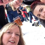 Weve parked in a spot - sun is shining @StadiumOfLight waiting for Foos #SolSelfie http://t.co/nvFAR6Zl91