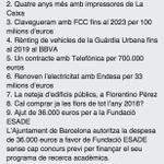 Empieza a circular mensaje con los contratos que Trias ha firmado y @AdaColau ha denunciado http://t.co/LsKlz9NgWu