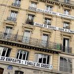 Même pas ouverte, lapremière salle deshoot parisienne déménage http://t.co/Z8q2VoROMT http://t.co/4F5RiFxYf2