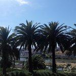Río Guadiana al fondo @sieresdebadajoz @BadajozPMundial @Badajoz1001Razo #Badajoz http://t.co/K9BFq6Yv8C