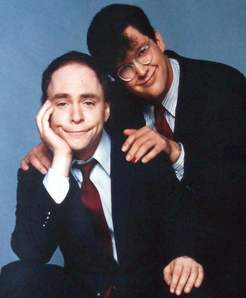 "30 yrs ago 2day @pennjillette & @MrTeller won an Obie for ""Whatever It Is That They Do."" Glad they're still doing it. http://t.co/18w5nGjhkw"
