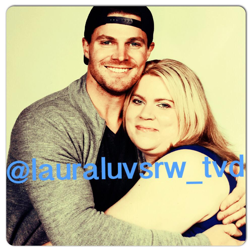 Me and captain Amell #thecityofheroes http://t.co/8hKujhvHtq