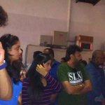 RT @PizhaiThiruthi: பரத்.. @Premgiamaren  இயக்குனர் அர்விந்த்.. குழுவுடன்!  பூஜையுடன் துவங்குகிறோம்! #simba