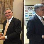 Productive meetings yesterday with @cebugovph Gov Hilario Davide III and #Cebu City @mayormikerama. http://t.co/q7veNRQ902
