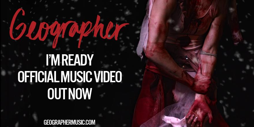 The music video for I'm Ready premiered on @billboard today. Check it out here: http://t.co/ea6abXDCIM #imready http://t.co/lmGqdPl3r7