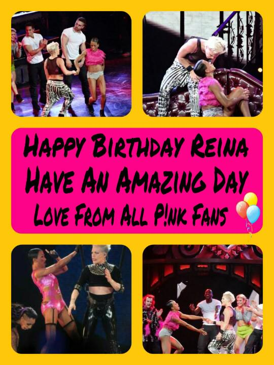 Happy Birthday to the talented @reinahidalgo521 we hope you have an amazing birthday http://t.co/q2Ve8jKujA