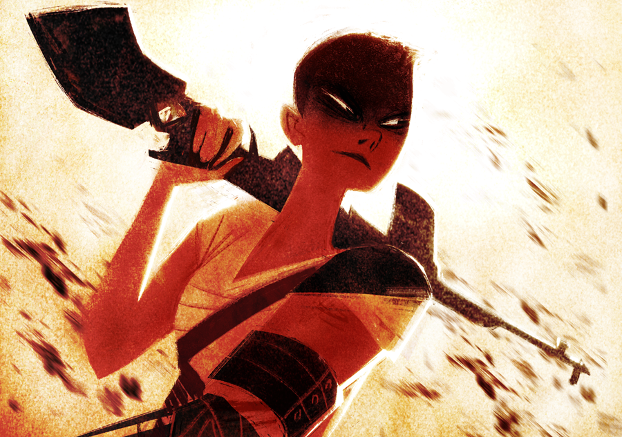 Late to the #FURIOSA @Sketch_Dailies party. http://t.co/QhNVqwGoY4