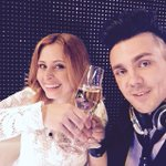 cheers !!! so happy! we are proud on our performance so much! nastop uspel! http://t.co/7DkleSKHB9