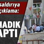 Ooooo.. DHKP/C bile AKPye fena posta koymuş Bombalı saldırıları biz değil AKP yaptı demişler #AliFuatYılmazerMECLİSE http://t.co/Rymq3wgyoU