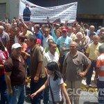 #22M CARACAS: JUBILADOS DE CANTV PROTESTAN y piden PAGO de pensiones #EstallidoSocial2015 @SandovalCesarR http://t.co/okspNItPWm