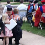 Congratulations dad! You did it! #cslgrad #commencement @mattschuler #newpastor http://t.co/4xCJKYmS1E