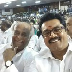 RT @realsarathkumar: At the memorable come back swearing in ceremony of the Hon CM