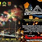 Pesta Kembang Api dan Lampion di #KaligarangFest 30 Mei 2015 #BKBFest2015 #Semarang http://t.co/XnPwQ8AEkw