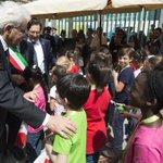 #PalermoChiamaItalia #23maggio il Presidente #Mattarella saluta i ragazzi allAula Bunker http://t.co/RBjK9al0Bn