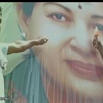 JUST IN: #JayaReturns as Tamilnadu CM, supporters douse her portrait with milk & cream in celebration in Coimbatore