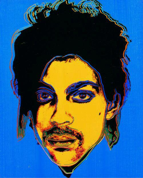 'Prince' - Andy Warhol 1984 https://t.co/ykFeF6ig9W #RIPPrince via @pathipen