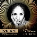 1 JAM menuju NET 2.0 presents Indonesian Choice Awards 2015. Stay tuned! #NET2Anniversary http://t.co/CdNK2inVH7