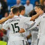 FINAL: Real Madrid 7 – 3 Getafe (CR7, 13 32' 34' (p), Chicharito, 47', James, 51', Jesé 71', Marcelo, 90). http://t.co/R4OY71RZ0K