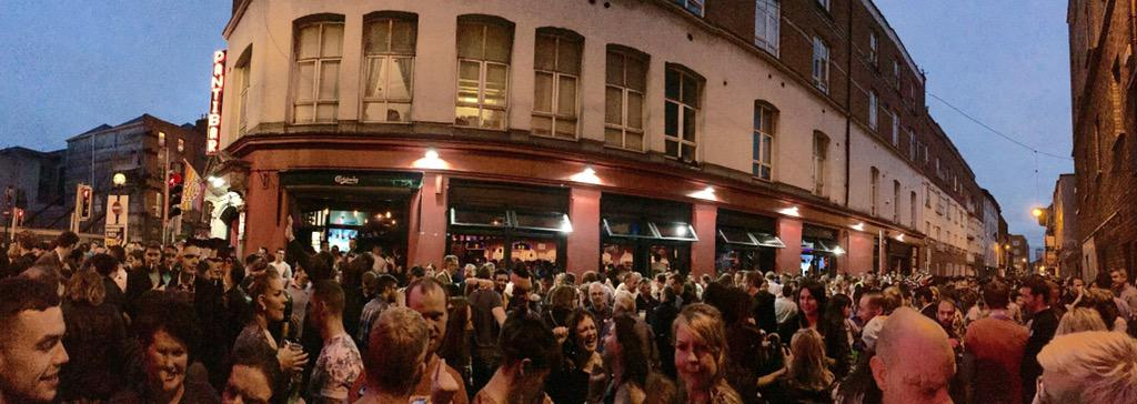 So @PantiBliss' bar is just a little busy. http://t.co/AGqkFeDkH4