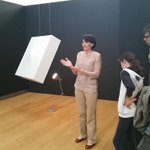 Pull&Push #photonics +art to explain the power of light to move objects ICFOnians EspaiCulturaSbd IYL2015 http://t.co/44P5txp8Sr -TTY:GoP…