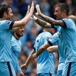 FULL-TIME Man City 2-0 Southampton. Lampard signs off with a goal, as Aguero makes it 26 for the season #MCISOU http://t.co/uyBXb3XsGG
