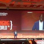Présentation de Didier Acouetey,notre 6eme speaker @TEDxAbidjan http://t.co/mHFCFr96ca