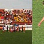 El jugador de A. Paraná que se descompensó durante el partido falleció en el Hospital Escuela http://t.co/UOGB5WJwie http://t.co/beMJikAHQ4