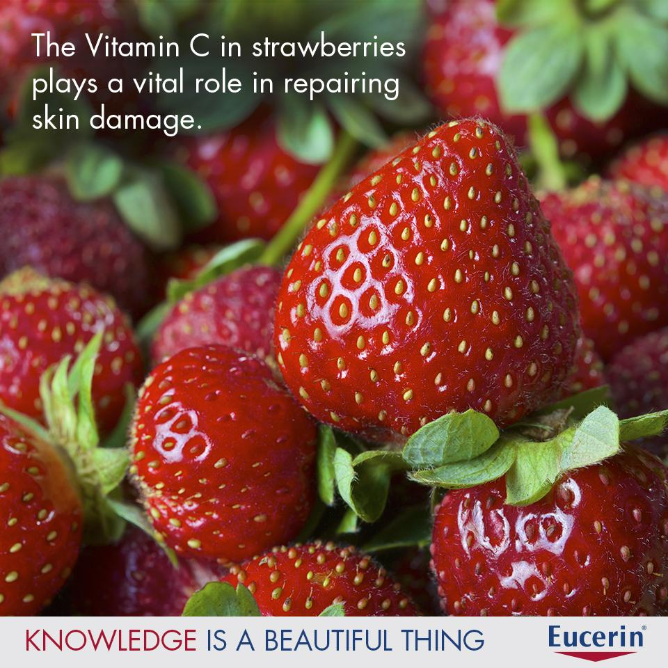 Did you know a cup of strawberries provides 100% of your recommended daily allowance of Vitamin C? http://t.co/bLXKhojfsk