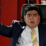 "#Maradona sobre escándalo en la #FIFA: ""Me han tratado de loco. Hoy el FBI dijo la verdad"". http://t.co/9zzj7qVrE0 http://t.co/E2YpgzuJON"