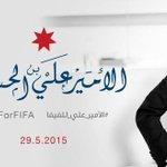 see you tomorrow :) @AliBinAlHussein #AliForFIFA #HighHopes http://t.co/ig5CKtVoqR