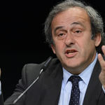 """Michel Platini: """"If Mr Blatter wins, Uefa will meet in Berlin to discuss the future of our relations with #Fifa."""" http://t.co/vDpWZ5GDEl"""