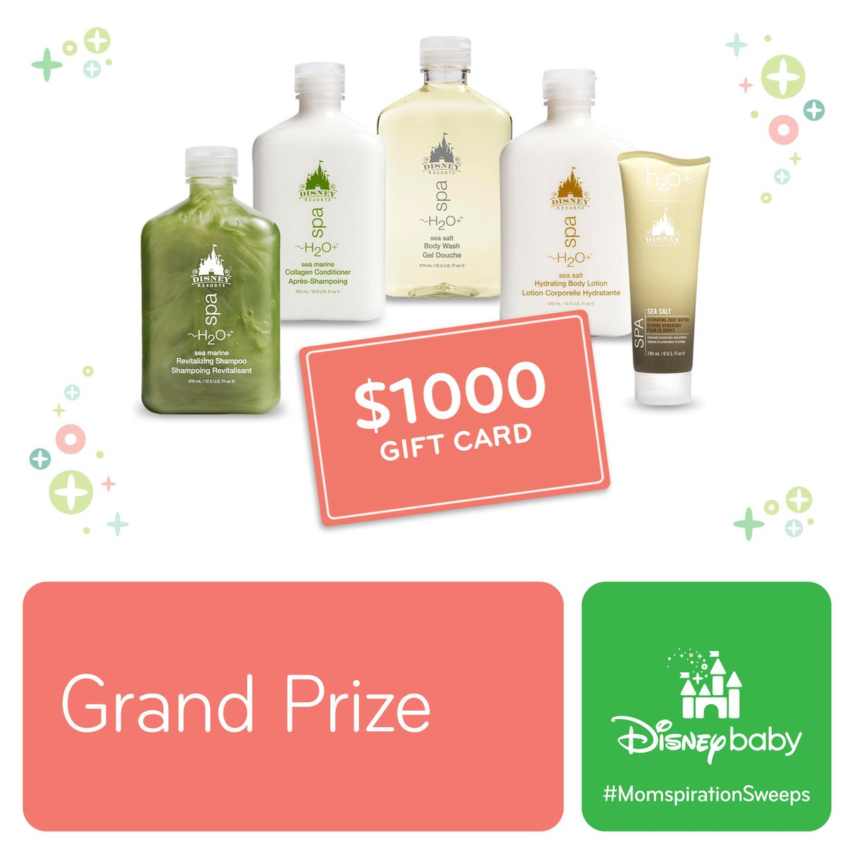 Don't miss your last few days to enter for a chance to win our #MomspirationSweeps Grand Prize! Follow & RT http://t.co/irBJdTLG4Q