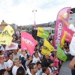En la colonia Carlos Salazar en Morelia me comprometí a mejorar el acceso a la salud y la vivienda. http://t.co/NUJtCQ3OBw