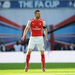 Wembley calling !!! Lets make it our game gooners .... #COYG #FACupFinal @Arsenal http://t.co/ahLmV336ei