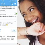 Cheeky Nandos under fire for trying to slide into a girls DMs http://t.co/lFmfg9QJ91 http://t.co/JIPqOUjeWC