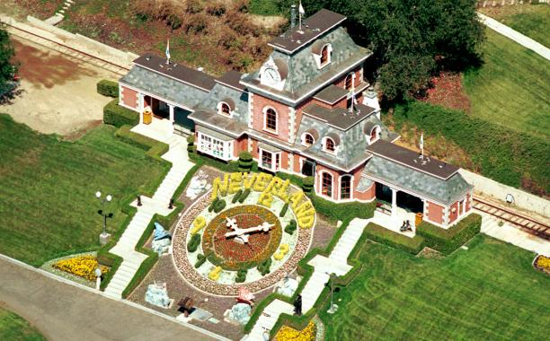 Michael Jackson's Neverland Ranch is now on the market: