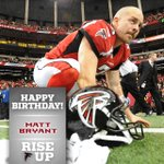 Money never looked so good. Happy 40th birthday, @Matt_Bryant3! #RiseUp http://t.co/9m3rOINJTR