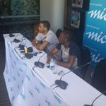 @TreySongz on the panel. He said he is glad to be part of Namibias jubilee celebrations http://t.co/bZT6bqGdKk