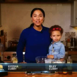 This is adorable: Watch Riley Curry chef it up on her mom's cooking show http://t.co/iQP5daDnRf http://t.co/BNSirqjwhR