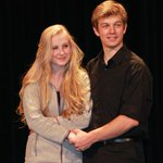 Best HS theater in #Colorado? Its #DurangoHS. Won best show & these 2 outstanding actor/actress @ #BobbyG awards. http://t.co/fNKLGN2TRf